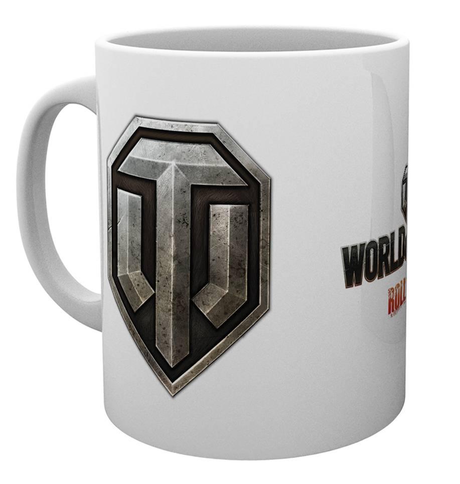 World Of Tanks Logo Mug Calendars Store Uk