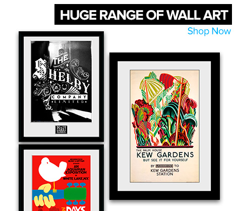 Huge range of wall art