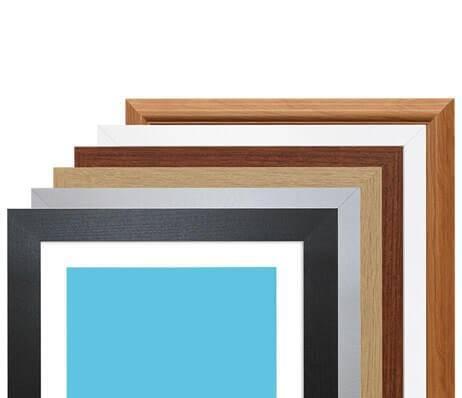 frames menu