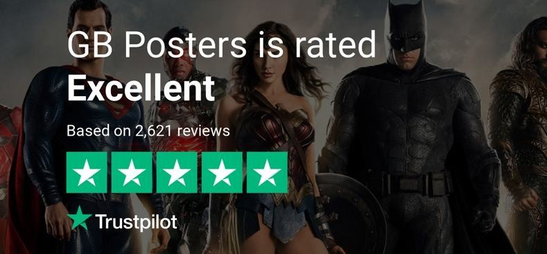Excellent Trustpilot Rating